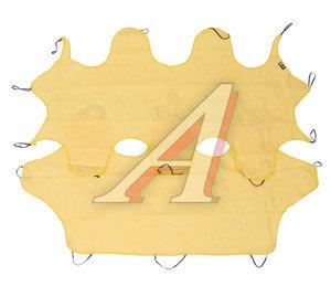 Авточехлы (майка) на задний ряд желтые Classic ARROW ACCESSORIES SH-2-1, SH-2-1-OLD