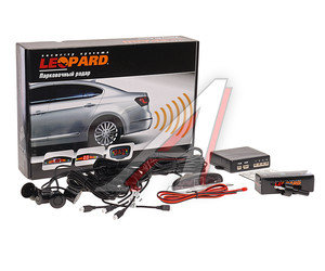 Датчик парковки LEOPARD PA-20 Black LEOPARD PA-20, LEO-PA20BL