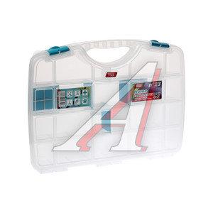 Ящик для крепежа органайзер прозрачный №23 TAYG TAYG-23, 023590