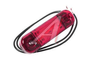 Фонарь габаритный красный (светодиод) ЕВРОСВЕТ ГФ22LED