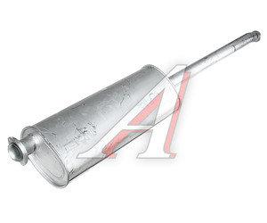 Глушитель ГАЗ-330202 c дв.CUMMINS удлиненная база 330202-1201008-40, АК-330202-1201008-40