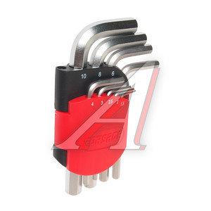 Набор ключей шестигранных 1.5-10мм 9 предметов FORSAGE 5093, FS-5093