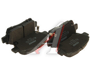 Колодки тормозные TOYOTA Corolla (02-),Yaris,Prius (00-) передние (4шт.) FENOX BP43042, GDB3317, 04465-12580