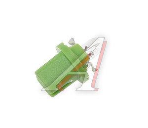 Лампа 12V 2W B8.5d с зеленым патроном OSRAM 2722MF, O-2722MF,