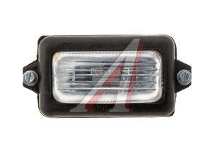Указатель габаритов E-304 белый (подсветка кузова) АВТОТОРГ E-304б пластина, 110309 б