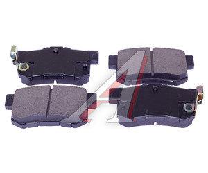 Колодки тормозные HONDA Accord,Prelude ROVER 600 задние (4шт.) SANGSIN SP1368, GDB3175