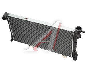 Радиатор ВАЗ-21214 алюминиевый инжектор. ДААЗ 21214-1301012, 21214130101221
