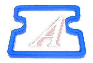 Прокладка КАМАЗ крышки клапанной синий силикон ТРАНССНАБ 7406.1003270, 7406.1003270-24