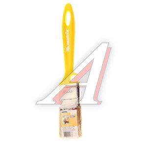 Кисть плоская 35х10мм смесовая щетина Color Line MATRIX 83362, 83362/833629