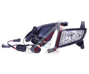 Фара противотуманная ВАЗ-2170 дневные ходовые огни комплект PRO SPORT RS-09583, 21700-3743010-00