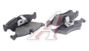 Колодки тормозные MERCEDES (W460,W463),Sprinter (901-904) VW LT (97-07) задние (4шт.) HSB HP9557, GDB1263, A0024206020