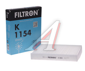 Фильтр воздушный салона FILTRON K1154, LA220