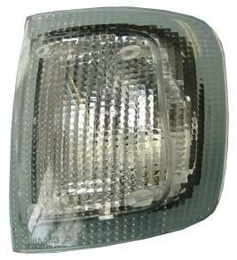 Рассеиватель ГАЗ-31029,3302,3110 указателя поворота передний левый белый ОСВАР 3502.3726202, 3502/3512.3726204-02 (л/п),