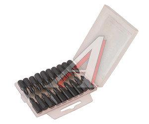 """Набор бит 1/4"""" крестовых PHILIPS PH1х25мм №1 (пластиковый бокс) 20 предметов MATRIX 11350,"""