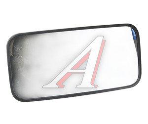 Зеркало боковое грузовой автомобиль основное сферическое без обогрева 380х190мм (универсал.) АВТОТОР АТ-3115