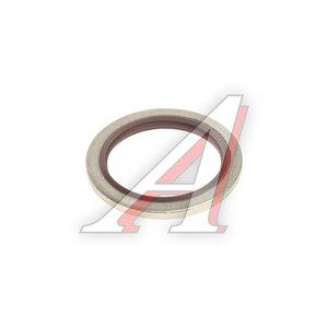 Шайба MAN TGA (02-) RENAULT металло-эластомерная (22.7х30х2мм) ELRING 153260, 06566310110/1374839
