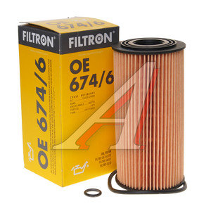 Фильтр масляный HYUNDAI ix35,Santa Fe KIA Sorento,Sportage FILTRON OE674/6, OX377D