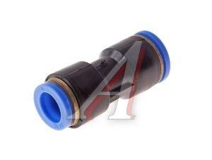 Соединитель трубки ПВХ,полиамид d=14мм-12мм прямой PG14/12, АТ-364