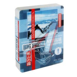 Ароматизатор под сиденье гелевый (свежесть альпийская) 200г Big Fresh FKVJP BF-18 \Big Fresh, BF-18,