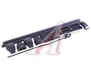 """Багажник CHEVROLET Lanos седан (05-) прямоугольный, сталь комплект L=1100см """"LUX"""" 6956 МУРАВЕЙ, 692056"""