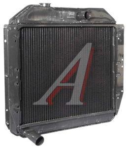Радиатор ЗИЛ-131 медный 3-х рядный ШААЗ 131-1301010, 131-1301010-13