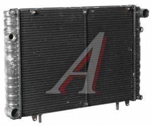 Радиатор ГАЗ-2217,33021 медный 2-х рядный Н/О (пластиковый бачок) ЛРЗ 330242-1301010, 112.1301010