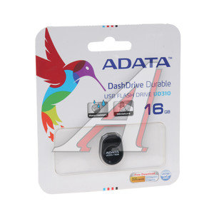 Карта памяти USB 16GB A-DATA UD310 Black A-DATA 16GB UD310 Black