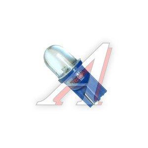 Лампа 12VхW5W (W2.1х9.5d) STANDARD 1свет-д BLUE MEGAPOWER M-30407B,