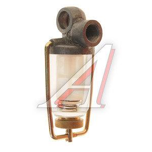 Фильтр топливный MAN MERCEDES SCANIA грубой очистки (отстойник стеклянный стакан) DIESEL TECHNIC 211500, 060489000, 1457434000/51125017019/0004770002/207783