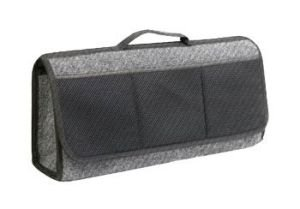 Органайзер в багажник 50х13х20 серый TRAVEL ORG-20 GY