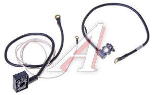 Провод АКБ ВАЗ-2110 комплект АЭД 2110-3724070/80, КЛ035-06, 2110-3724070