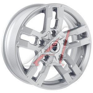 Диск колесный ВАЗ литой R16 Штокман КС-723 K&K 5х139,7 ЕТ40 D-98