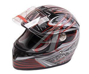 Шлем мото (интеграл) MICHIRU L MI 105 Тип 2 L, 4620770791067