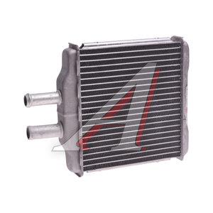 Радиатор отопителя CHEVROLET Lacetti (05-) LUZAR LRHCHLT04346, 76509, 96554446