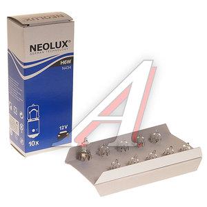 Лампа 12V H6W/T6W NEOLUX N434, NL-434