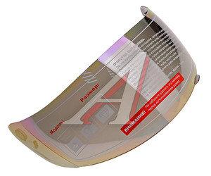 Визор мото для шлема радужный MICHIRU MI 120 MI 120, 4620770793351