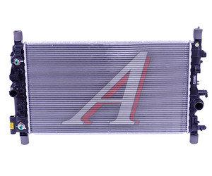Радиатор CHEVROLET Cruze (09-) (1.6/1.8) АКПП OE 13336889