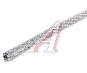 Трос d=6/8мм металлический в изоляции 1м DIN ТРОС В ПВХ