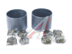 Втулка КАМАЗ-6520 балансира армамид (комплект 2шт.) ROSTAR 6520-2918074, 6520-2918074-01К