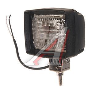 Фара специальная, рассеянный свет для работы спецтехники 120х105мм (1шт.) 24V SOLARMAX NS-1108F-24