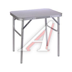 Стол туристический складной алюминиевый / МДФ 600х450х250мм PALISAD 69582