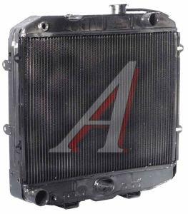 Радиатор УАЗ-3162,31602 медный 3-х рядный дв.ЗМЗ- 514 ШААЗ 3160-1301010, 3160-1301006-10