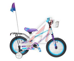 """Велосипед 14"""" 1-ск. FORWARD (3-4года) METEOR 14"""