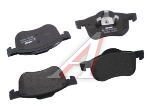 Колодки тормозные VOLVO S80 (98-06),V70 (96-00),XC70 (97-07) передние (4шт.) TEXTAR 2307303, GDB1388, 8623861/30648385/31262503/8634921