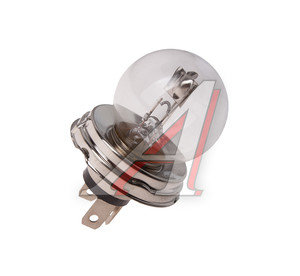 Лампа 12V R2 45/40W трехконтактная Clear NORD YADA R2 12-45/40, 900108