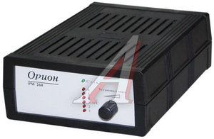 Устройство зарядное 12V 6A 65Ач 220V (автомат) ОРИОН ОРИОН (Striver) PW-260, PW-260
