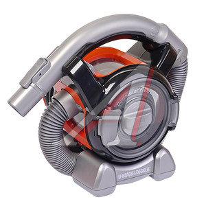Пылесос автомобильный 12V мощность всасывания 11W в прикуриватель (2 насадки) BLACK & DECKER PAD1200, 13697116