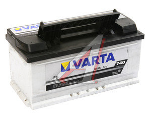 Аккумулятор VARTA Black Dynamic 88А/ч обратная полярность, низкий 6СТ88 F5, 588 403 074 312 2