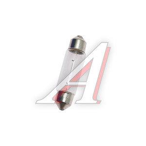 Лампа 24VхC5W (SV8.5/8) номерной знак, салон 41мм МАЯК А24-С5, 62405с