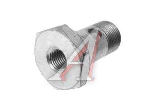 Болт М22х1.5х40 полый угольника поворотного тормозов ЗИЛ РААЗ 301572-П29